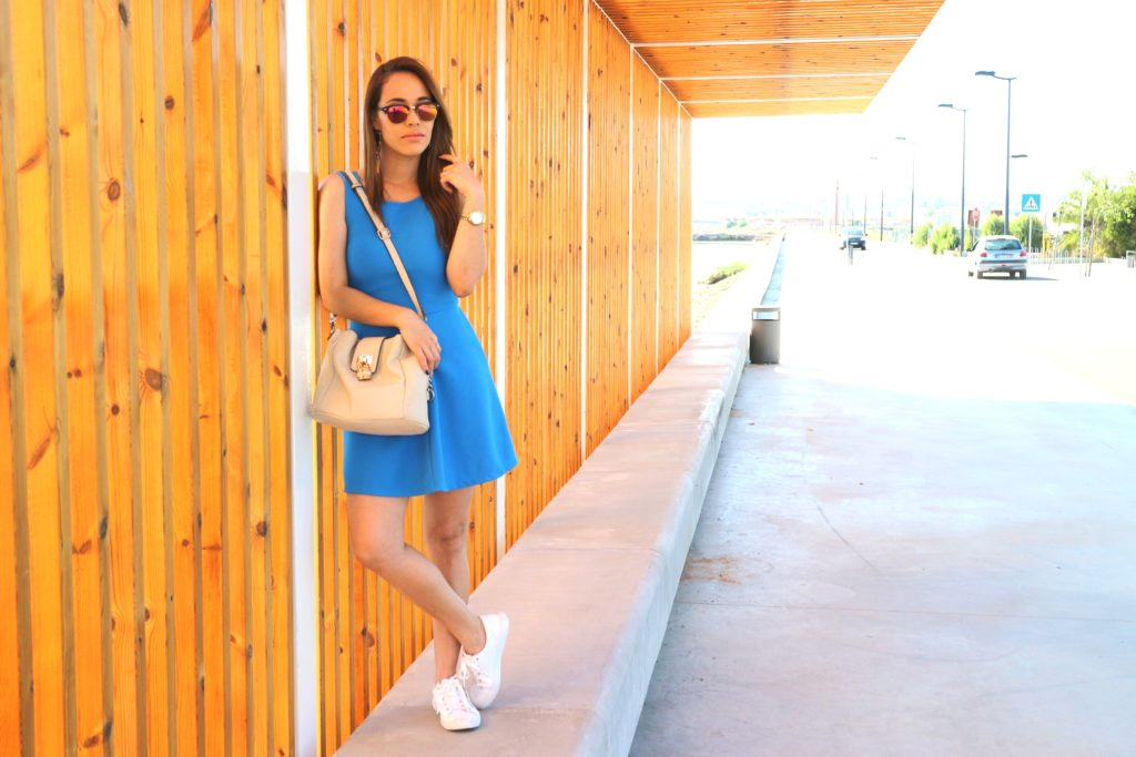 Look do dia - Tom de Azul - Look Completo - Emilly Evelyn