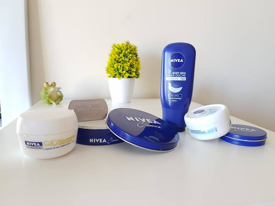 Nivea - Resenha - Emilly Evelyn