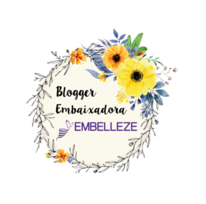 Blogger Embaixadora Embelleze Portugal Emilly Evelyn