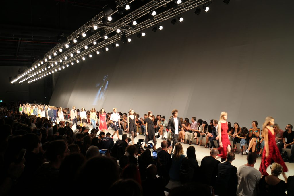 Desfile Models - Ricardo Preto - Moda Lisboa - Lisboa Fashion Week - Emilly Evelyn