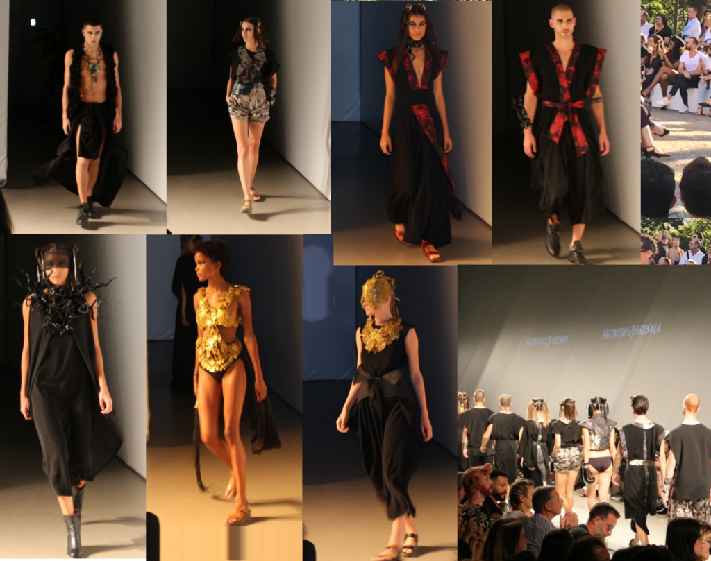 Desfile Valentim Quaresma - Moda Lisboa - Lisboa Fashion Week - Emilly Evelyn