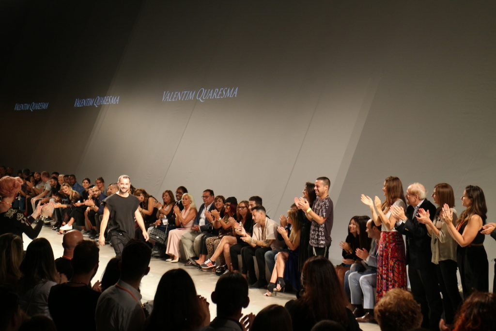 Designer Valentim Quaresma - Moda Lisboa - Lisboa Fashion Week - Emilly Evelyn