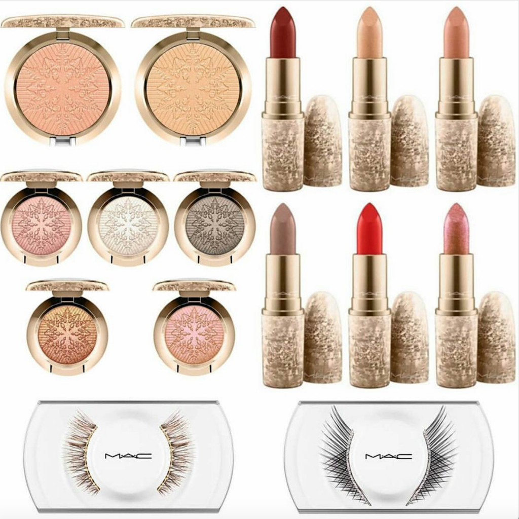 Mac Cosmetics - Snowball Holiday - Emilly Evelyn
