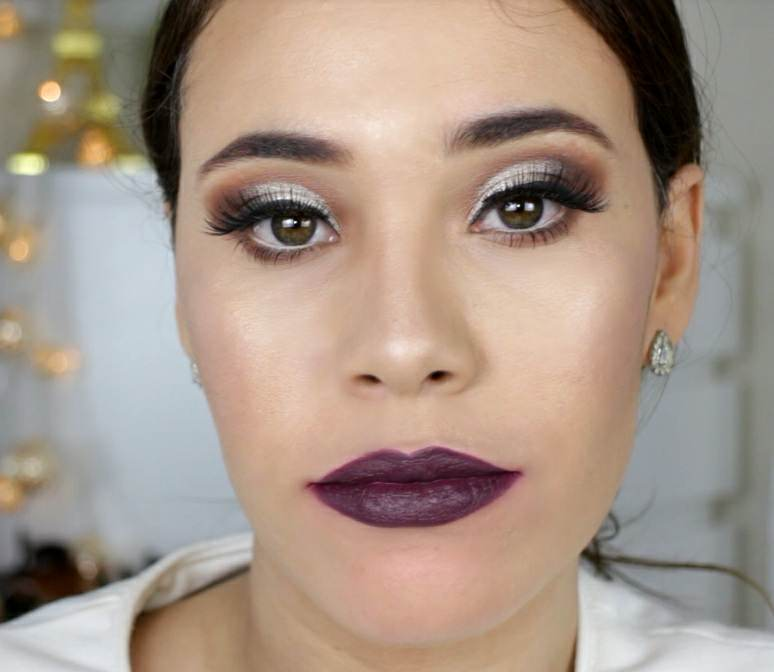 Kiko Milano - Mini Lipstick - Violet Noir - Emilly Evelyn