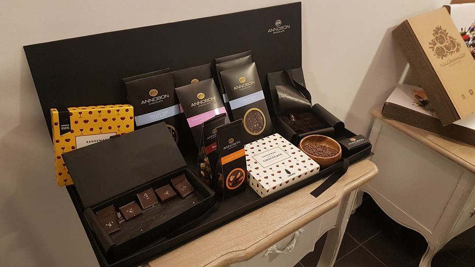 QG Bloggers em portugal Porto - QG Fashion - Annobon - Chocolates de Luxo - Flor de Sal - Emilly Evelyn