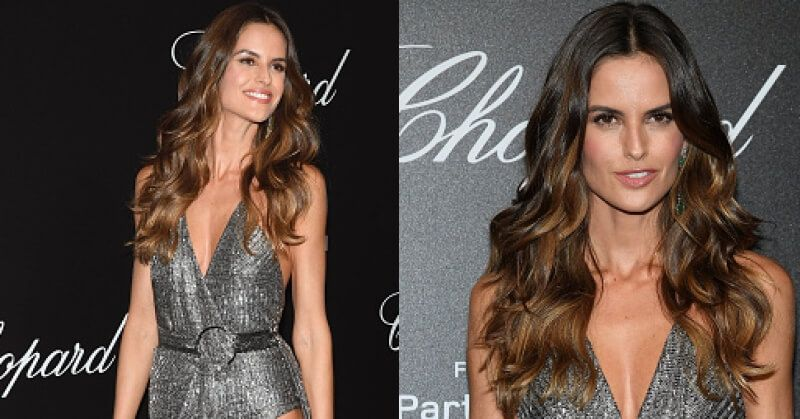 Looks das Brasileiras no Festival de Cannes 2018- Izabel Goulart - Make - Emilly Evelyn