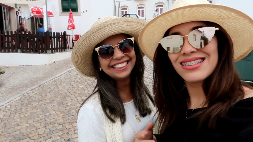 Passeio de Jeep - Tour Jeep Safari Algarve - Influencer - Priscila Loyola - Extremo Ambiente - Emilly Evelyn
